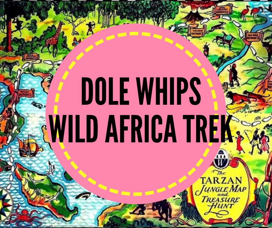 Disney's Animal Kingdom Wild Africa Trek