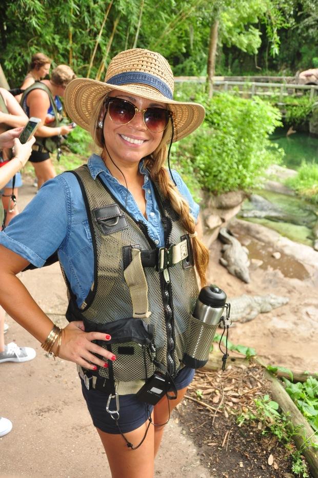 Wild Africa Trek 180
